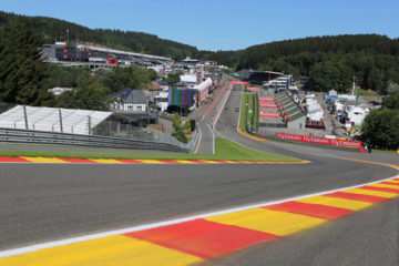 """E' tempo di """"Eau Rouge Gp"""", in una curva l'essenza della Formula 1"""