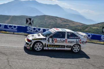 Cronoscalata Svolte di Popoli, Ennio Donato su Escorth Cosworth conquista la vittoria di classe