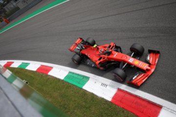 A Monza una vittoria epica per Charles Leclerc e la Ferrari