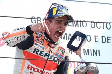 L'allievo Quartararo domina Misano, poi arriva Marquez e… addio vittoria