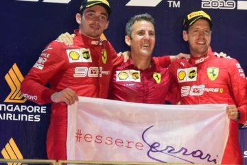 La doppietta Ferrari a Singapore.Il video commento di Paolo Filisetti dal circuito di Marina Bay