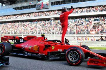 Gp di Russia a Sochi, quarta pole consecutiva di Leclerc. Poi Hamilton e Vettel