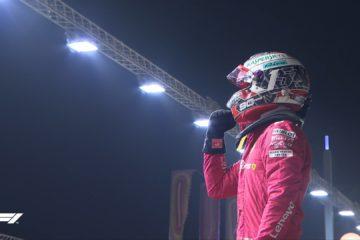 Gp di Singapore. Un super Leclerc conquista la terza pole consecutiva.  Secondo Hamilton, terzo Vettel