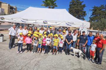 Erice, 350 bambini partecipano all'iniziativa Karting in piazza