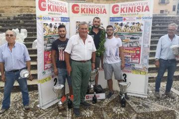 Emanuale Schillace vince la 16^ edizione dello Slalom di Custonaci