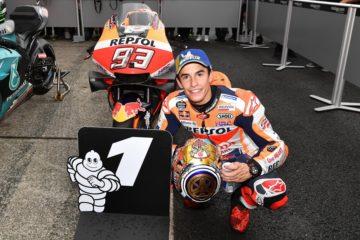 MotoGp, Marquez vince il Gp della noia e Honda conquista il titolo costruttori