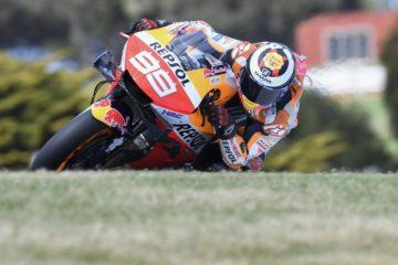 MotoGp in Australia, il solito Marquez spazza via Vinales. Crutchlow e Miller sul podio