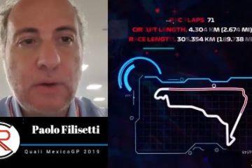 Gp del Messico, Ferrari prima e seconda dopo la penalizzazione di Verstappen. Il commento post qualifiche di Paolo Filisetti