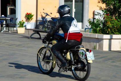Moto d'epoca, concluso il Giro Motociclistico di Sicilia. Grande successo per la seconda edizione. Le foto