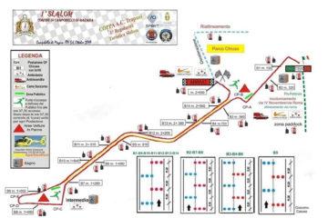 """Automobilismo, oggi e domenica il primo Slalom """"Campobello di Mazara – Coppa Aci Trapani"""""""