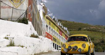 Al via la Targa Florio Classica, la Targa Florio Legend e il Ferrari Tribute to Targa Florio