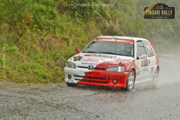 Rally, sorriso a metà per la Nebrosport in un weekend bagnato