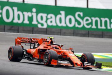 Gp del Brasile. Ferrari davanti con Vettel nelle libere 2. Poi Leclerc e Verstappen