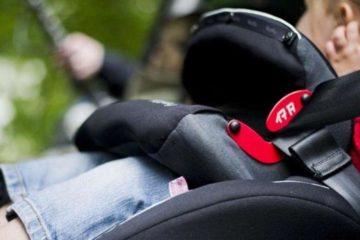 Da oggi scatta l'obbligo di installare in auto i dispositivi antiabbandono per i bimbi
