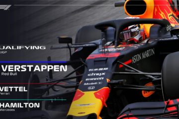 BrazilGp, Verstappen in pole position davanti a Vettel. Seconda fila tutta Mercedes