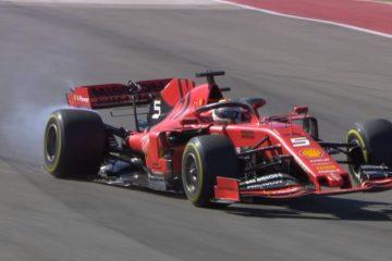 Gran Premio degli Stati Uniti deludente per la Ferrari. Il commento di Paolo Filisetti