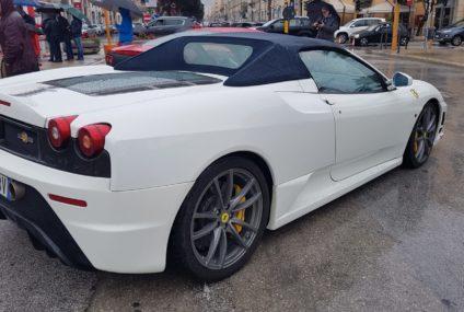 Dagli anni '80 ad oggi, tutte le Ferrari che hanno sfilato a Trapani. La fotogallery