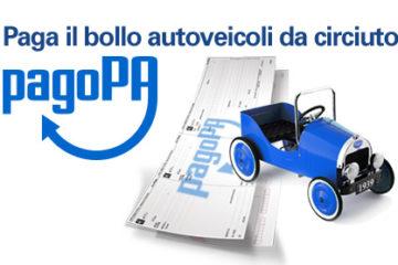 """Bollo Auto, dal 1° Gennaio 2020 si paga solo con il """"PagoPa"""""""