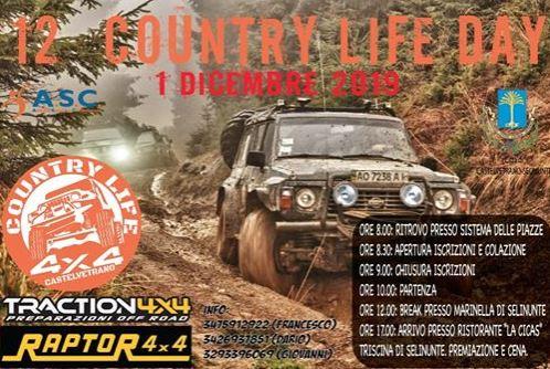 Off Road nella Valle del Belice con il 12° Raduno Country Life Day