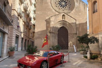 Tutto pronto a Trapani per il raduno delle Scuderie Ferrari
