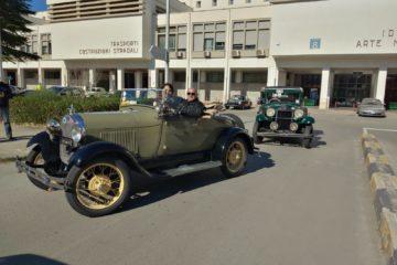 Auto storiche, Galioto-Paviera vincono la 4^ Coppa Panormitan