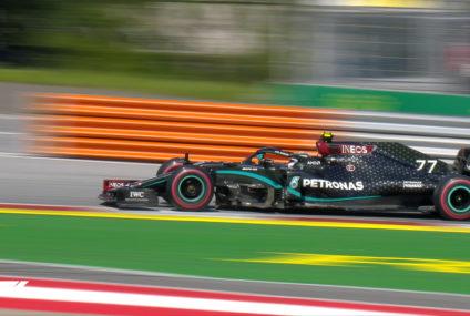 F1, Bottas vince il Gp di Turchia davanti a Verstappen e Perez