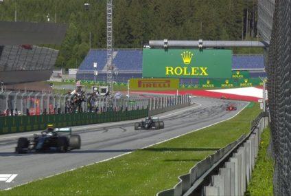F1: in Austria vince Bottas, ma la sorpresa è il secondo posto di Leclerc e il terzo di Norris