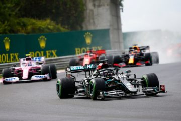 Hamilton vince anche in Ungheria. Secondo un super Verstappen