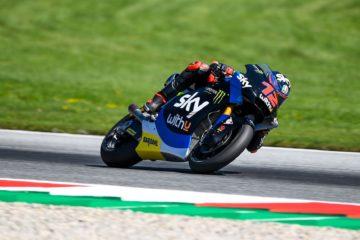 Moto 2-Gp Stiria, prima vittoria per Bezzecchi, secondo Martin che diventa leader del mondiale