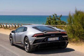 """Lamborghini sceglie Trapani e la Sicilia per la campagna """"Con l'Italia per l'Italia"""""""