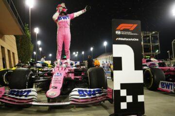 F1, Sergio Perez è un pilota della Red Bull. Ecco la line-up piloti del 2021