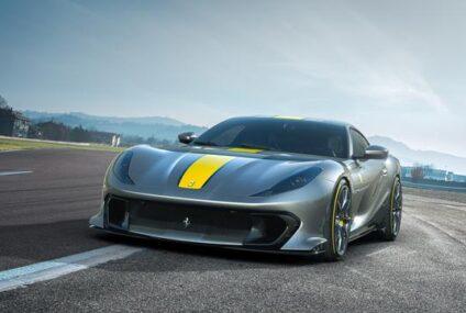 """812 Competizione e 812 Competizione A, le nuove serie """"racing"""" di Maranello"""