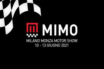 Milano Monza Motorshow 2021,  dal 10 al 13 giugno c'è il MIMO