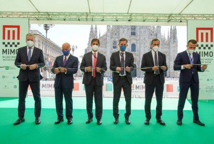 Inaugurato il MiMO 2021. 120 i modelli esposti