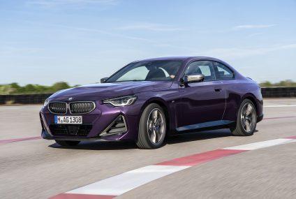 Anteprima, ecco la nuova Bmw serie 2 Coupe. Ancora più sportiva