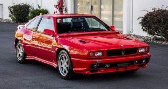 Autovintage, un vero mito degli anni '90: la Maserati Shamal