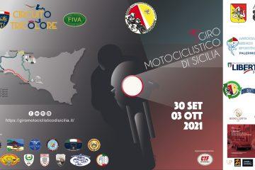 Dal 30 settembre al 3 ottobre il 3° Giro Motociclistico di Sicilia