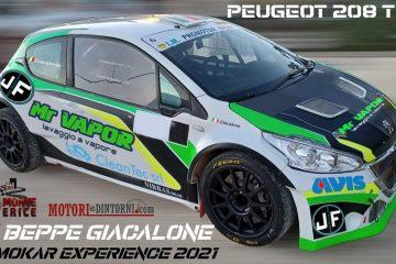 63^ Monterice, 333 gli iscritti. Il pilota marsalese Giacalone su Peugeot 208 T16 R5