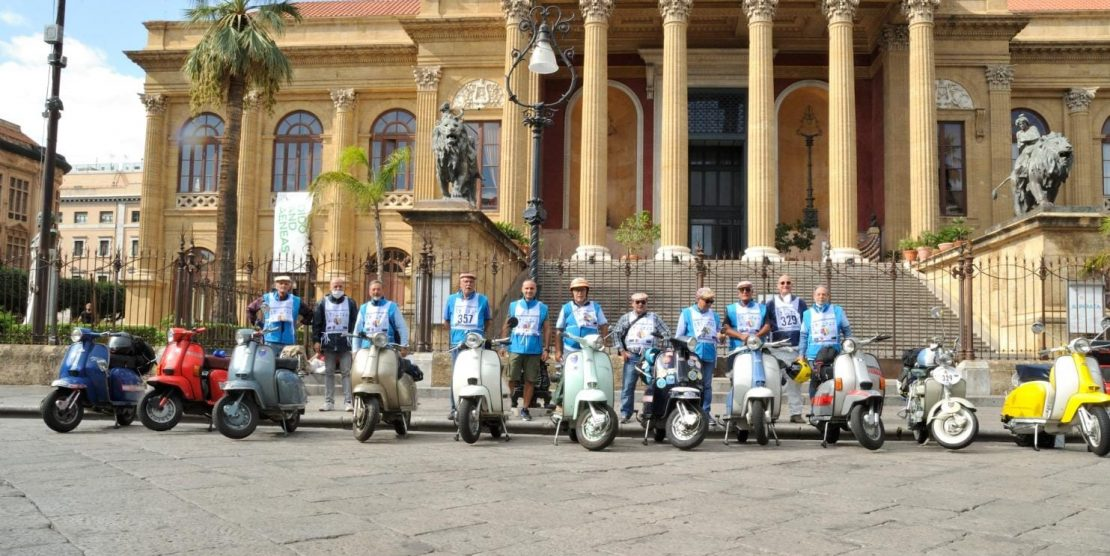 3° Giro Motociclistico di Sicilia. Le due ruote promuovono il territorio